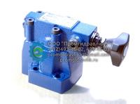Гидроклапаны предохранительные непрямого действия МКПВ
