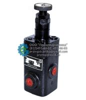 Гидроклапаны предохранительные типа Г52-2