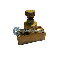 Пневмодроссель с обратным клапаном П-ДМ