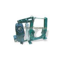 Тормоза колодочные ТГЕ с электрогидравлическим приводом